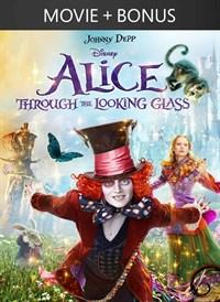 Alice Through the Looking Glass (2016) + Bonus