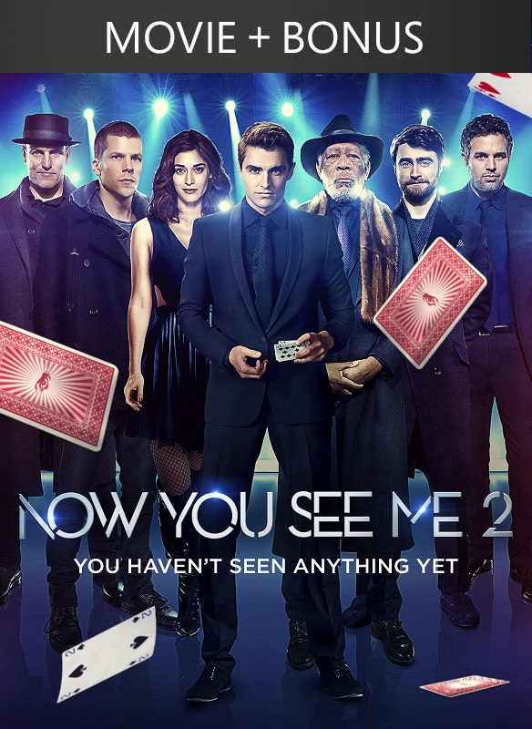 Now You See Me 2 + Bonus