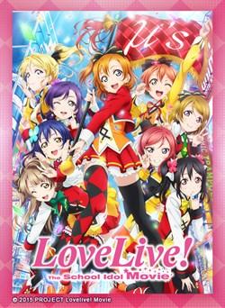 Love Live! The School Idol Movie (English Dubbed Version)