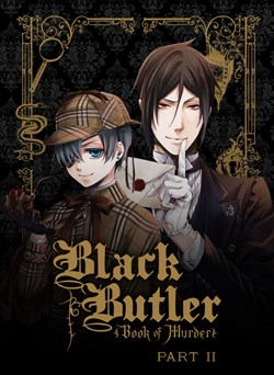 Buy Black Butler: Book of Murder - Part 2 from Microsoft.com