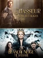 Acheter Blanche Neige Et Le Chasseur Le Chasseur Et La Reine Des Glaces Deux Films Microsoft Store Fr Fr