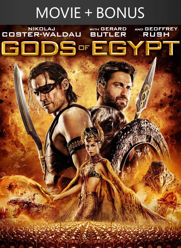 Gods of Egypt + Bonus