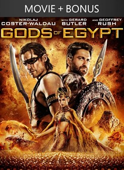 Gods of Egypt + Bonus