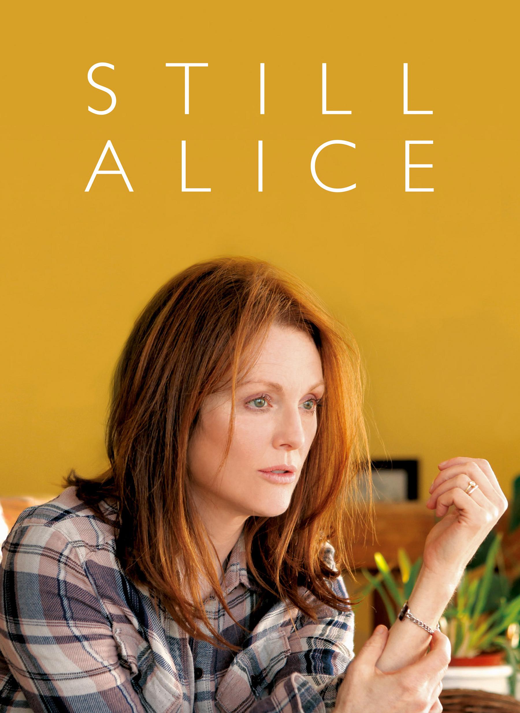 Jeg er stadig Alice