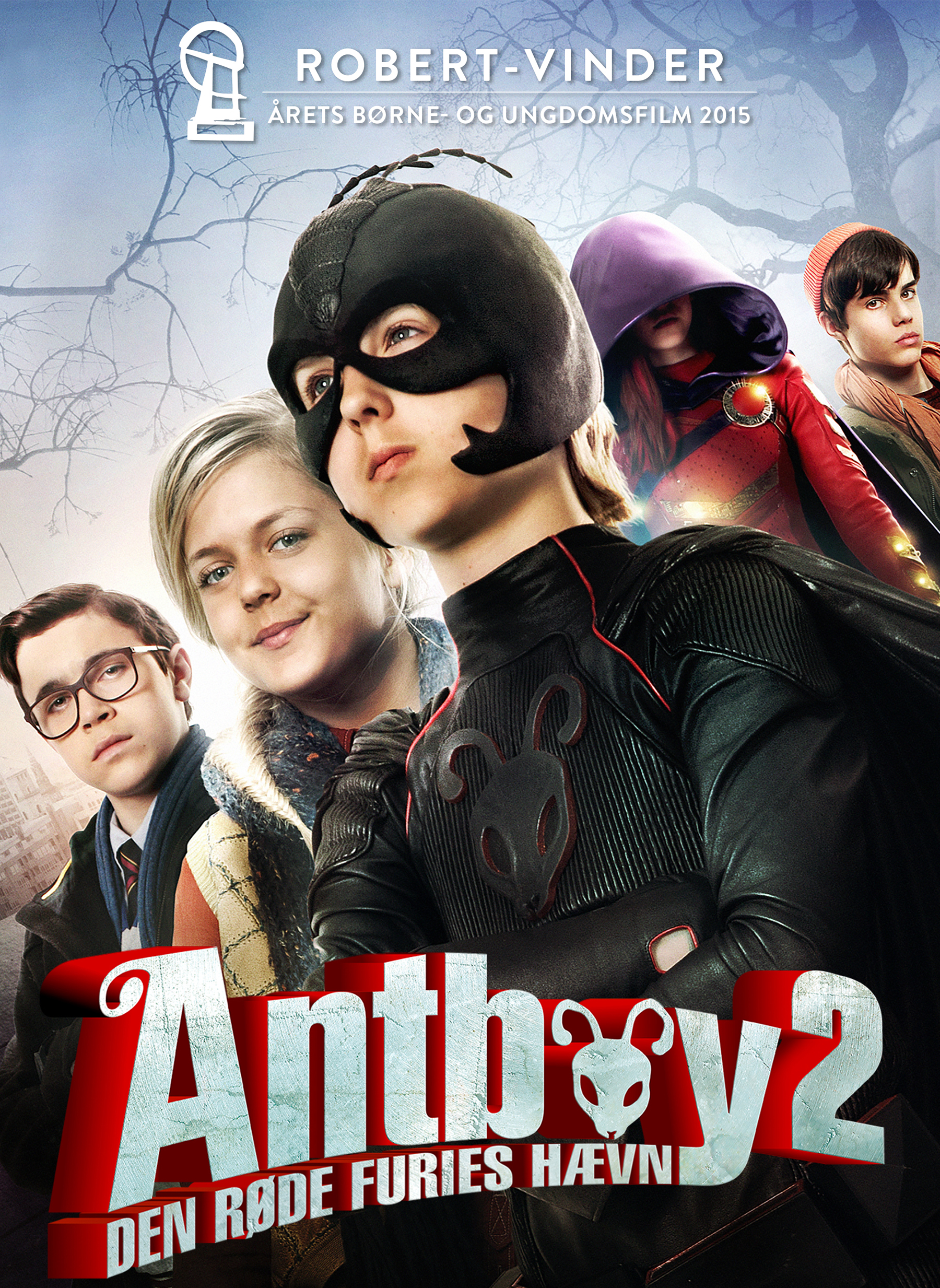 Antboy 2 - Den røde furies hævn