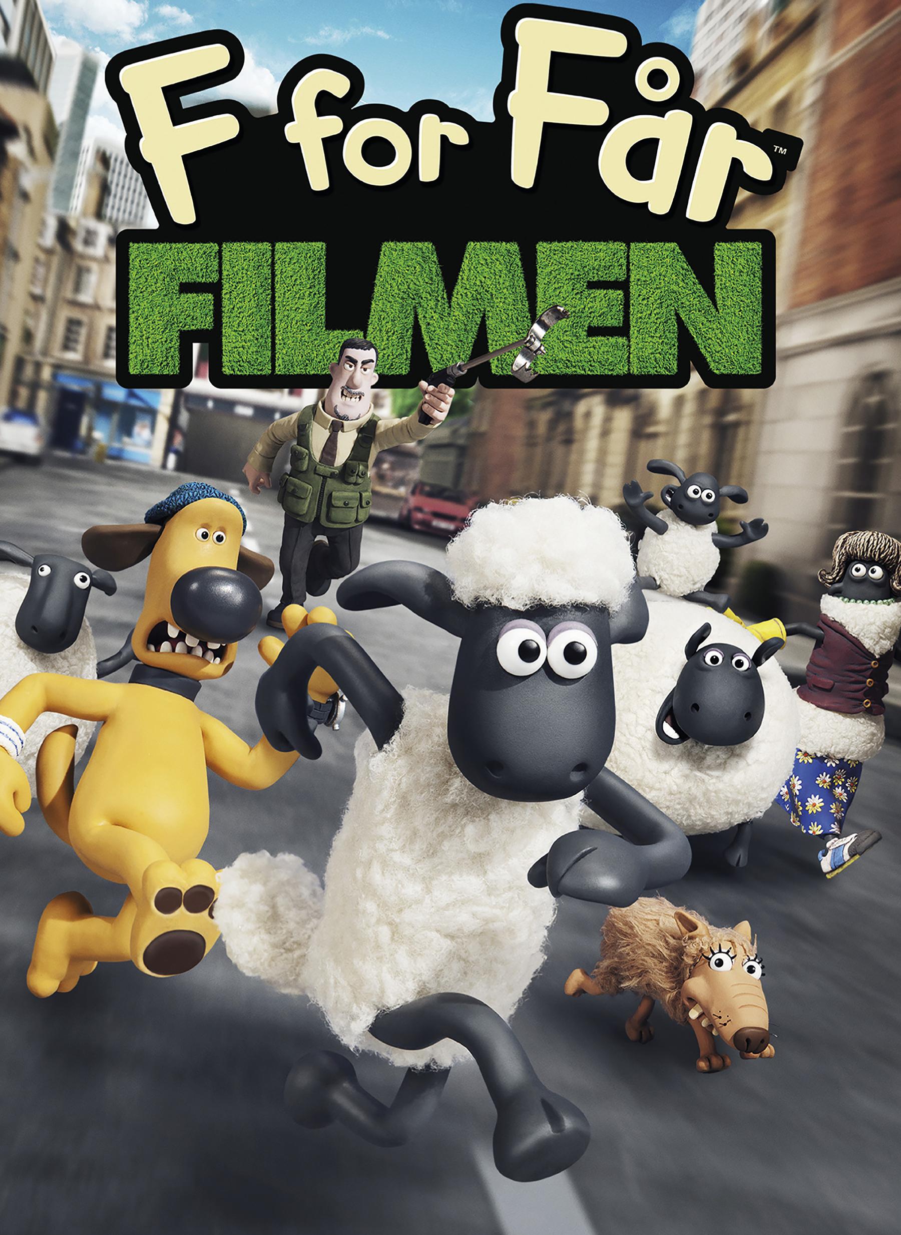 F For Får - Filmen