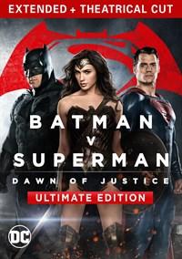 Batman v Superman: Dawn Of Justice Ultimate Edition 2-film bundle