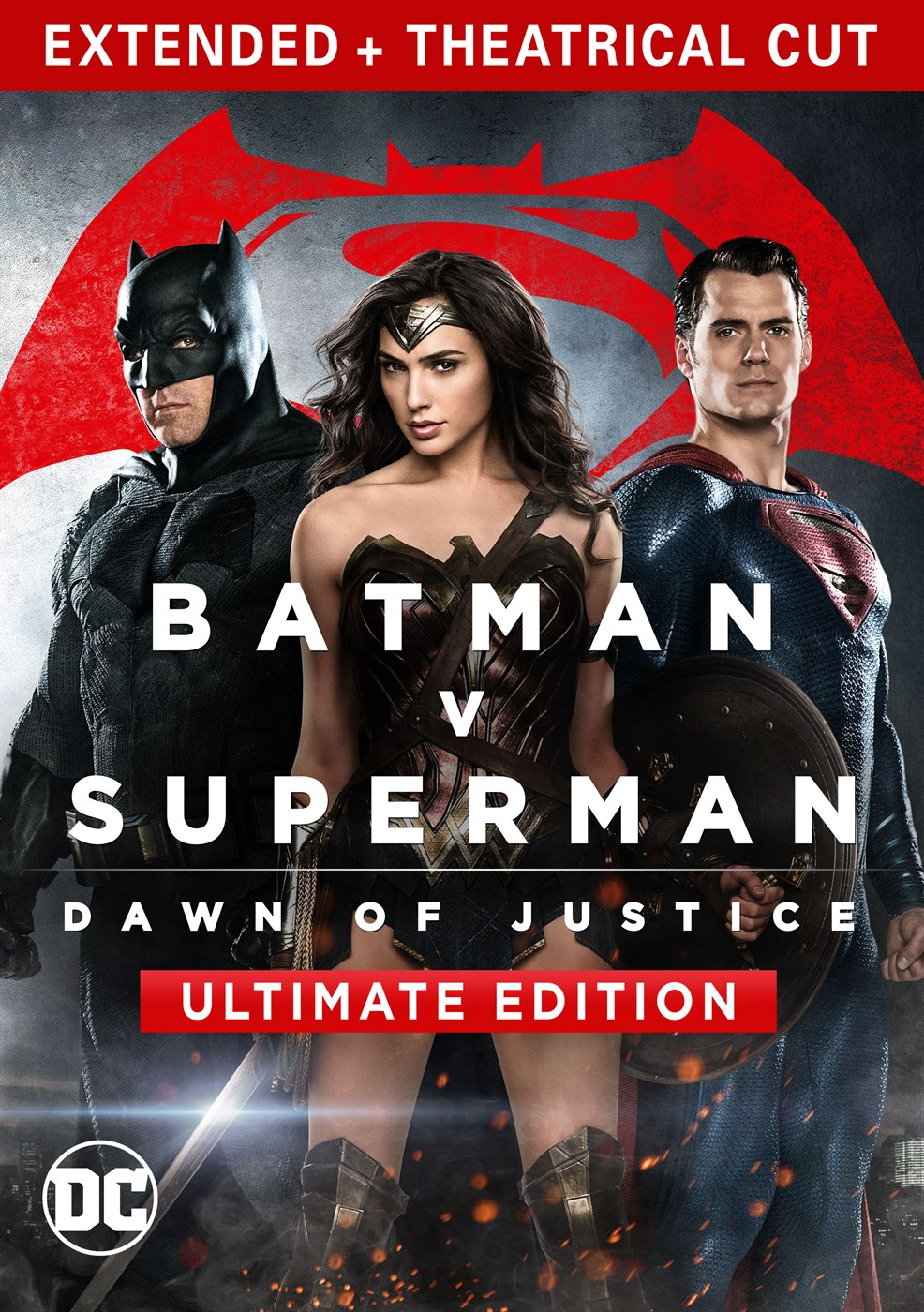 Batman V Superman Dawn Of Justice Kinox