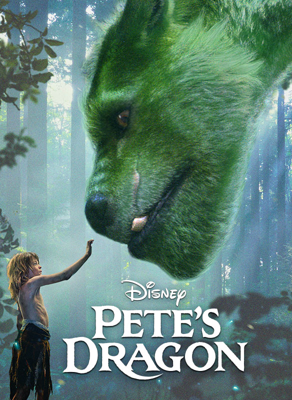 Pete's Dragon (2016)