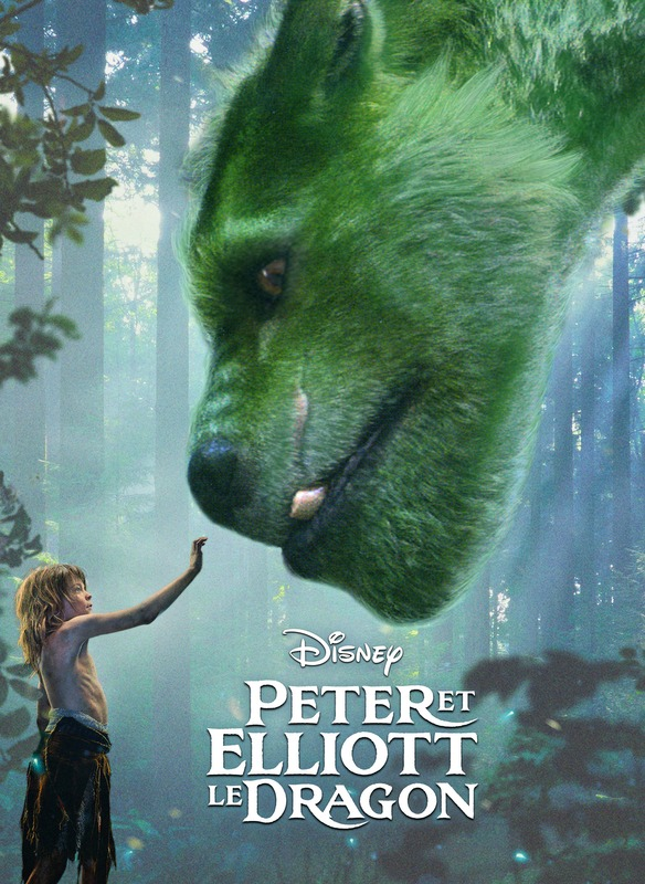 Peter et Elliott le dragon (2016)