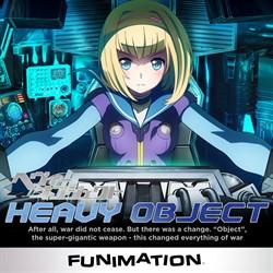 Heavy Object (Original Japanese Version)