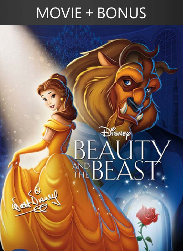 Beauty and the Beast + Bonus