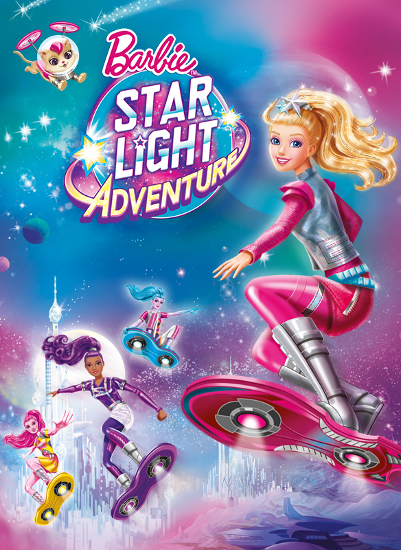 Barbie™ På eventyr i rummet