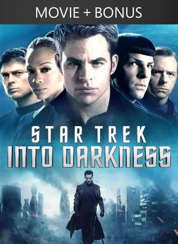 Star Trek Into Darkness + (Plus Bonus Content)