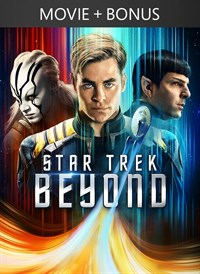 Star Trek Beyond + Bonus