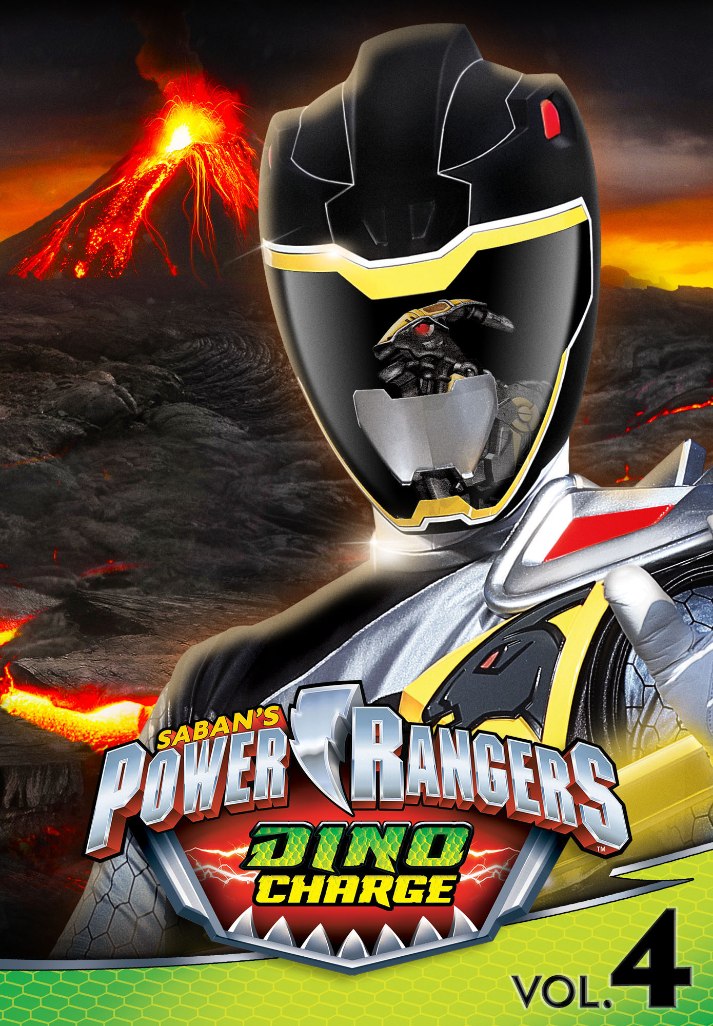 Power Rangers: Dino Charge - Volume 4 - Rise