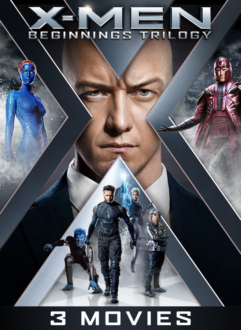 X-Men: Beginnings Trilogy