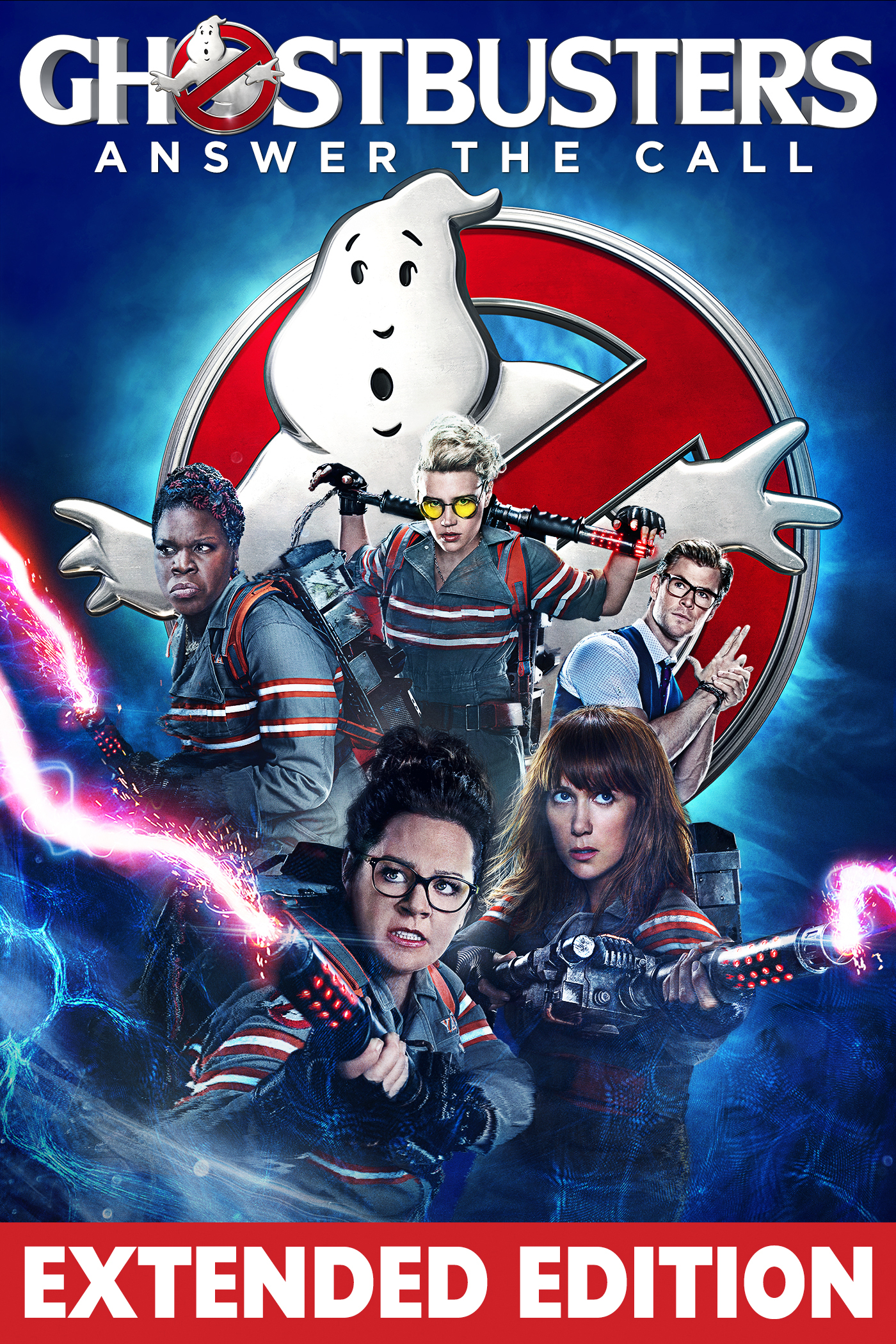 Ghostbusters (2016) (Extended Edition)