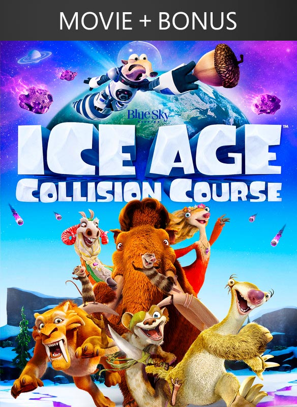 Ice Age: Collision Course + Bonus