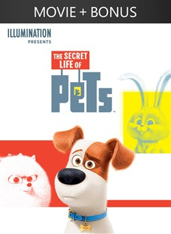 The Secret Life of Pets + Bonus