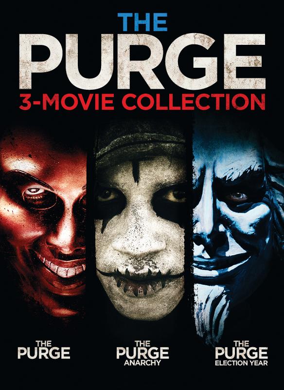 The Purge 3-Pack