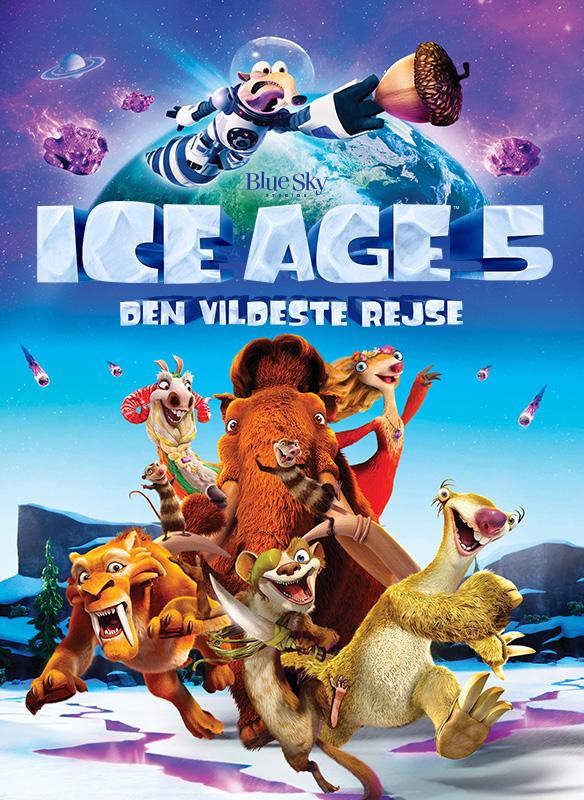 Ice Age: Den Vildeste Rejse