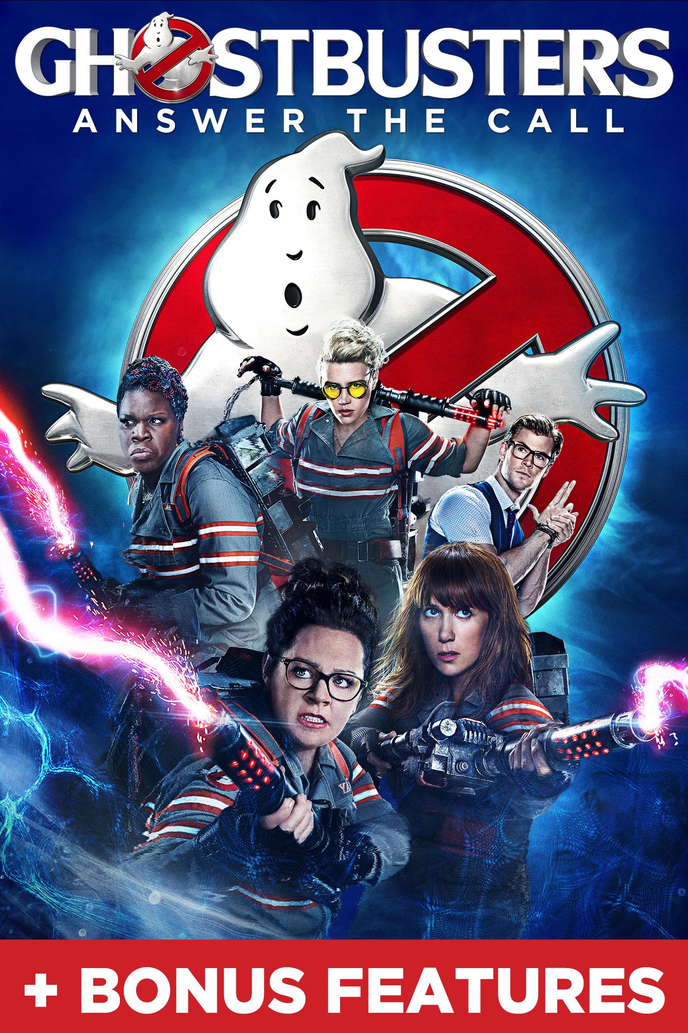 Ghostbusters (2016) + Bonus