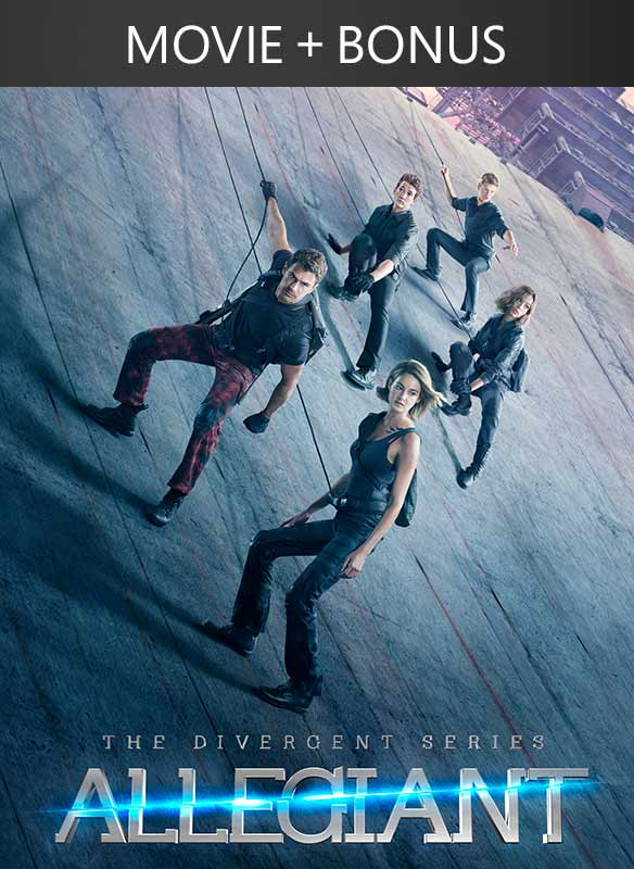 The Divergent Series: Allegiant + Bonus