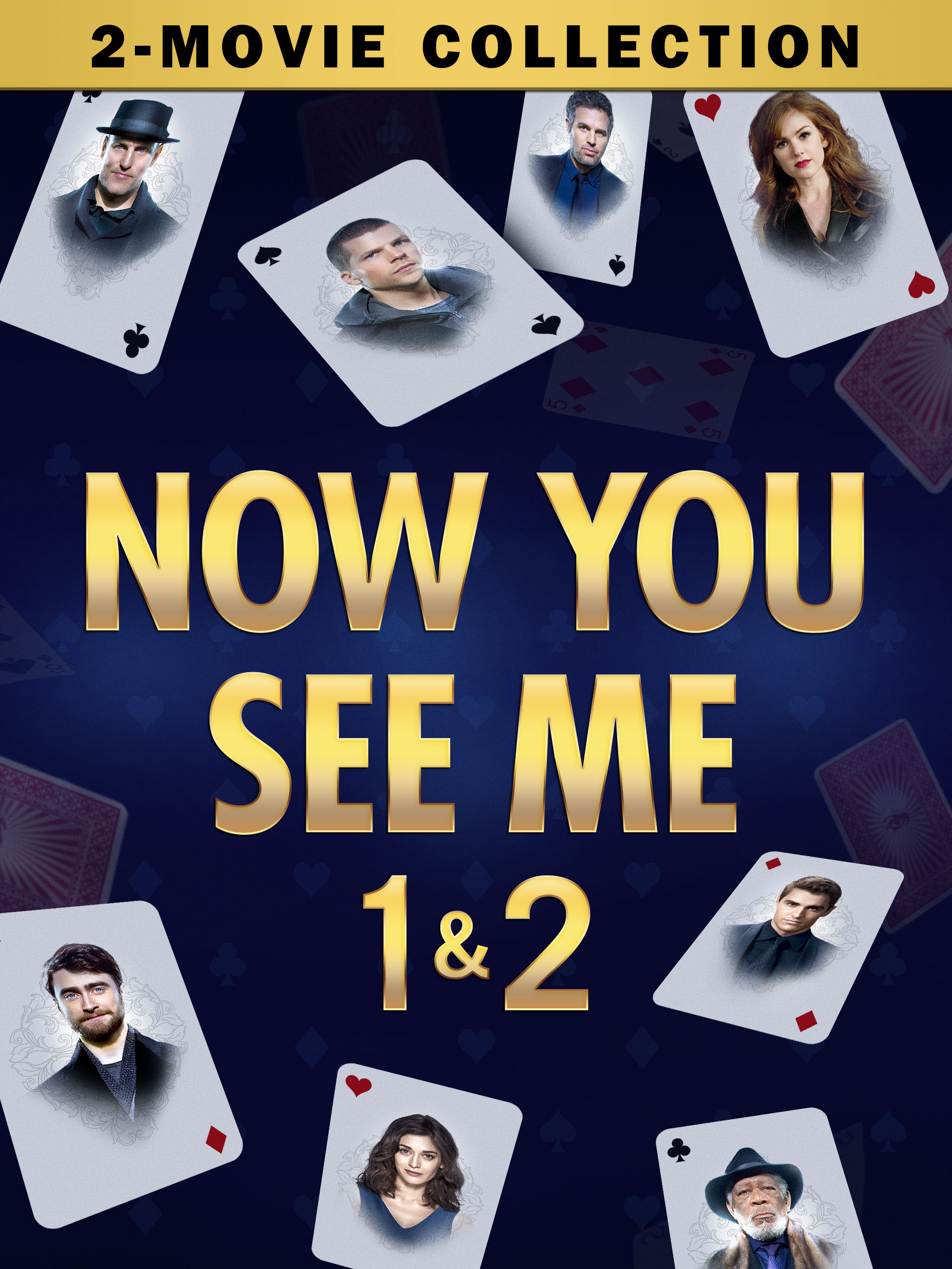 Now You See Me 2-Film Bundle