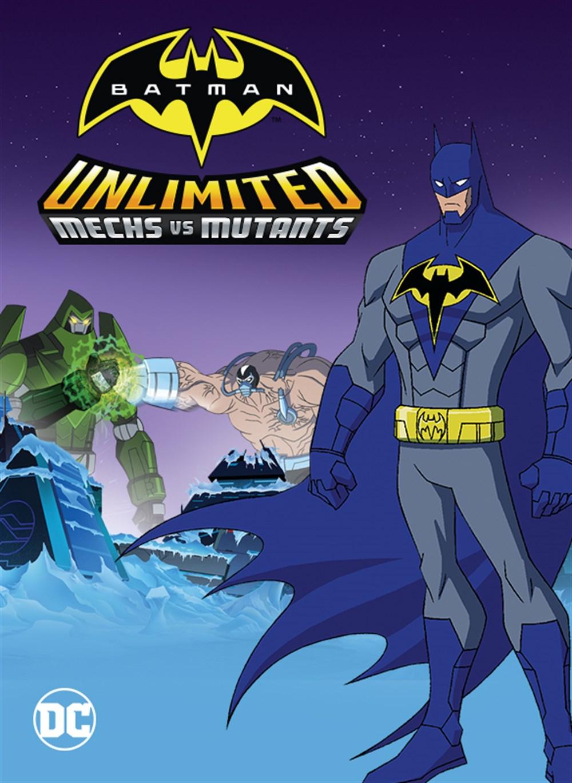 Batman Unlimited Mechs Vs Mutants Microsoft Store