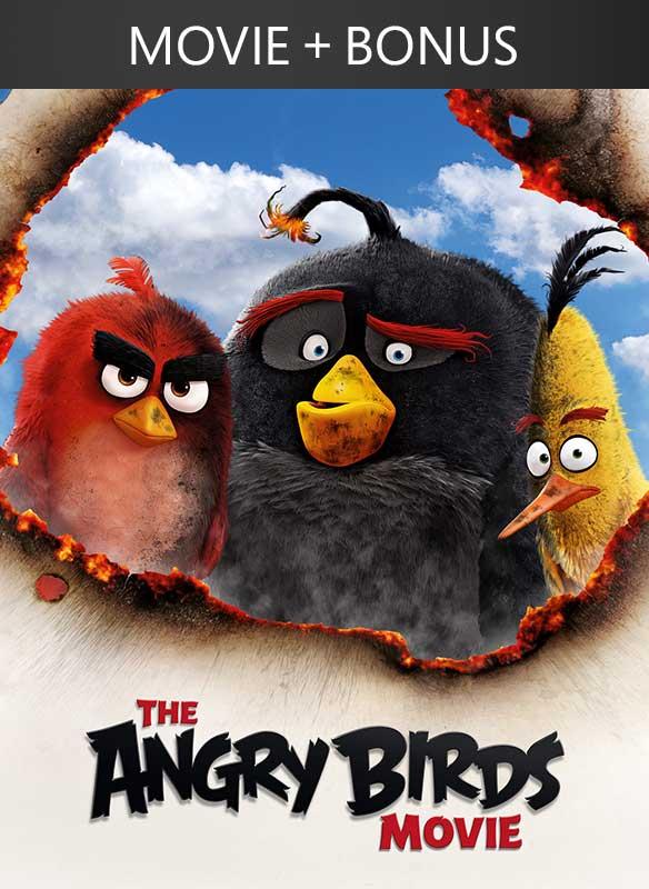 Angry Birds Movie + Bonus