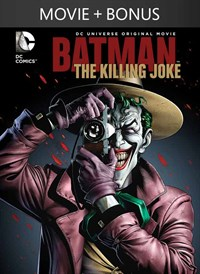 Batman: The Killing Joke + Bonus Content Digital 4K UHD