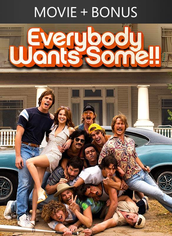 Everybody Wants Some!! + Bonus