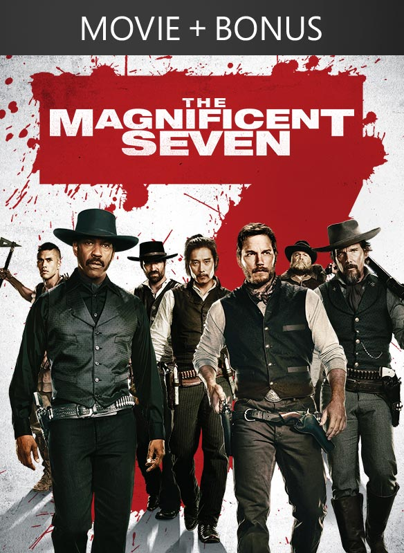The Magnificent Seven (2016) + Bonus