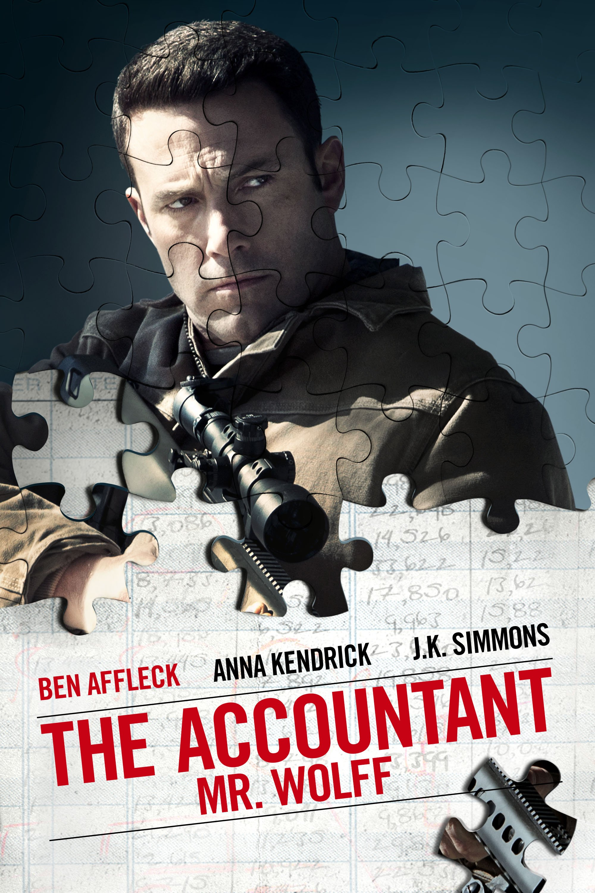 The Accountant / Mr. Wolff