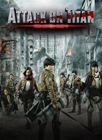 Attack on Titan - Live Action Movie - Part Two (Original Japanese Version)