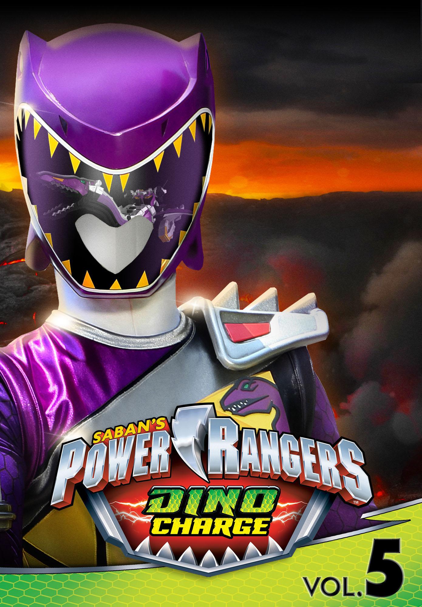 Power Rangers: Dino Charge - Volume 5 - Hero