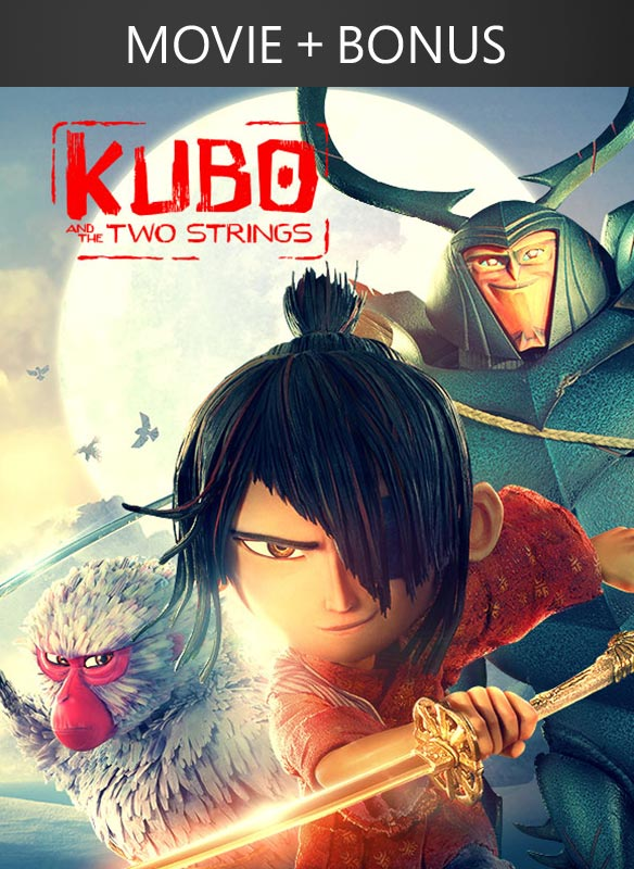 Kubo and the Two Strings + Bonus