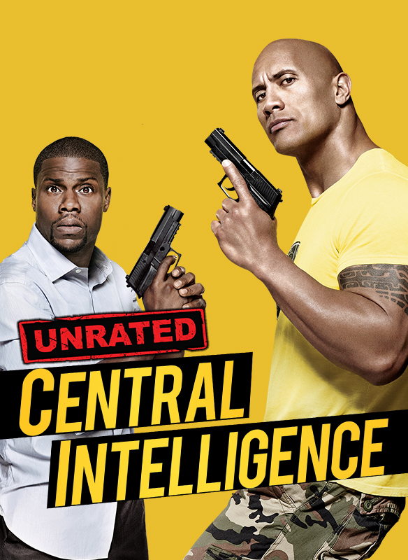 Central Intelligence Unrated (2016)