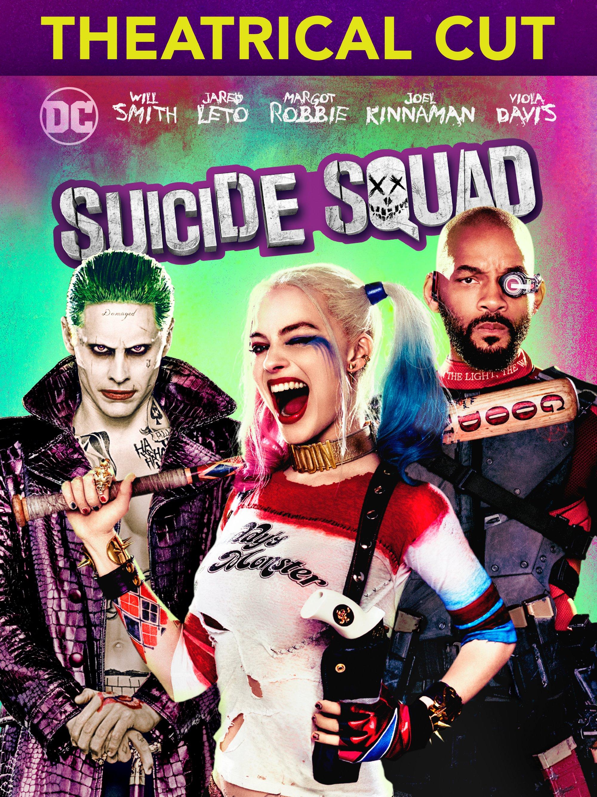 Suicide Squad + Bonus