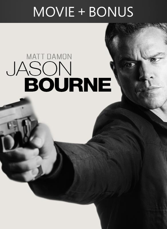 Jason Bourne + Bonus