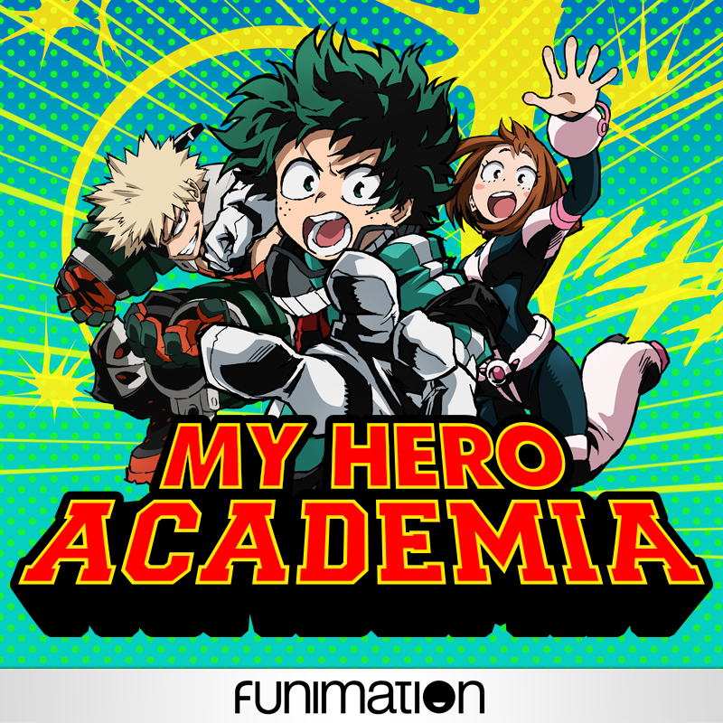 My Hero Academia (Broadcast Dub Version)