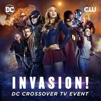 INVASION! – DC CROSSOVER TV EVENT