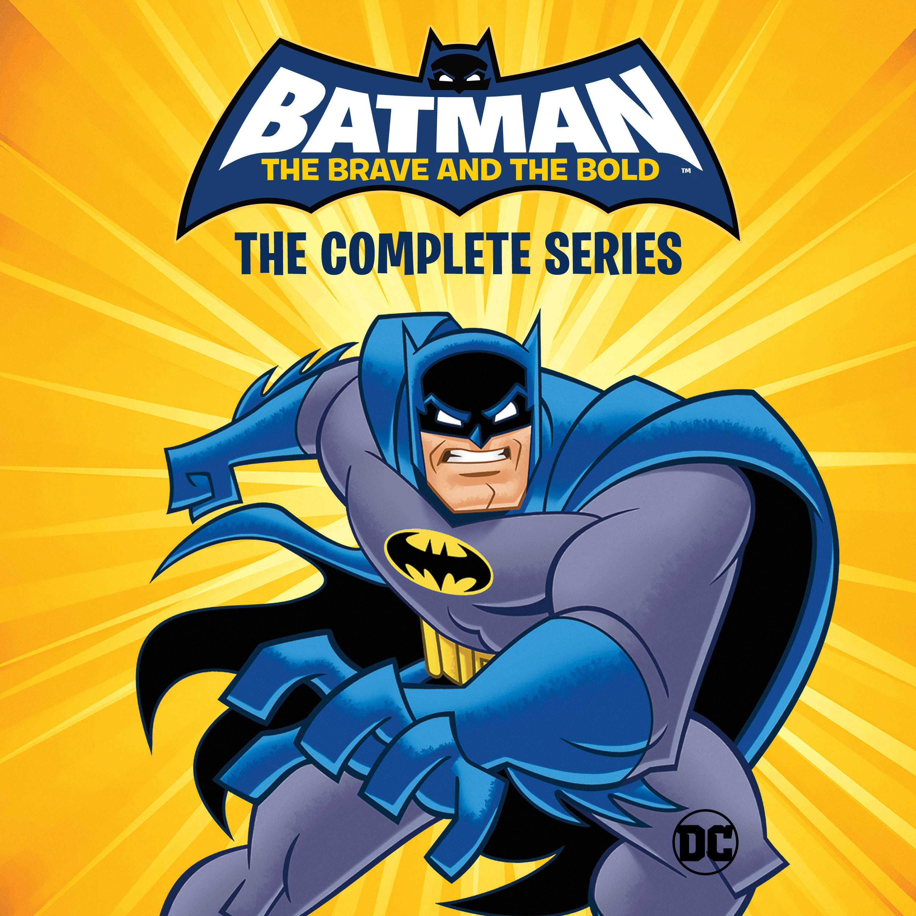 Batman: The Brave and the Bold: The Complete Series Collection