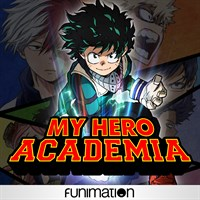 My Hero Academia or Black Clover Seasons (Digital HD Anime) for Free