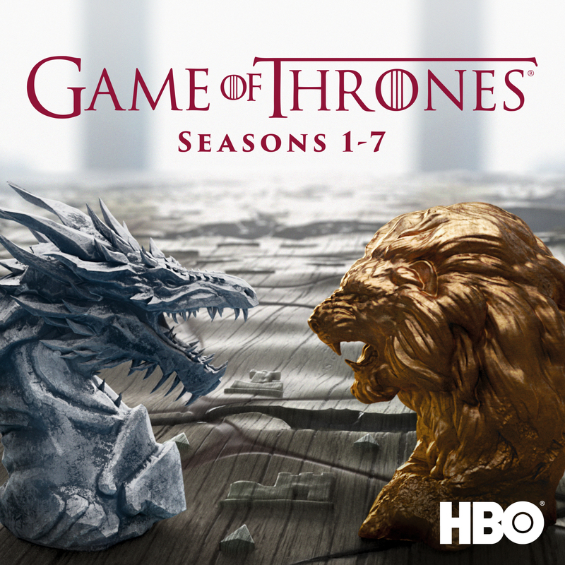 Game of Thrones: Staffel 1-7