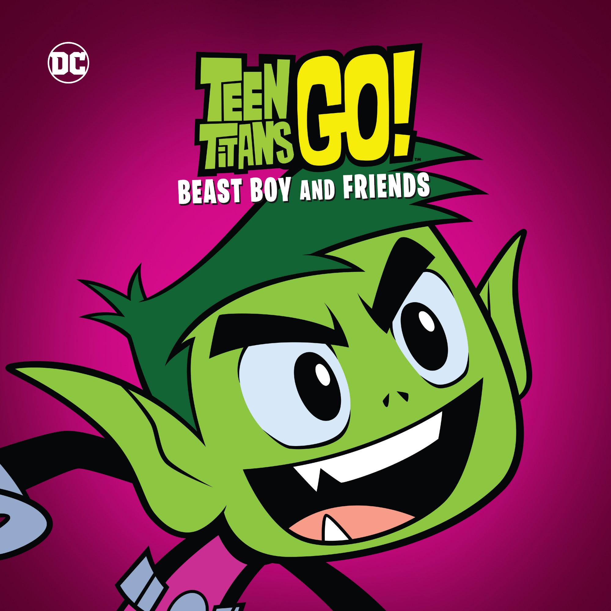 Teen Titans Go! Beast Boy and Friends