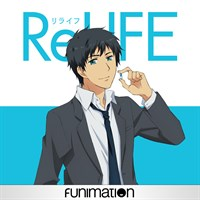 ReLife, one of the best romantic anime movies
