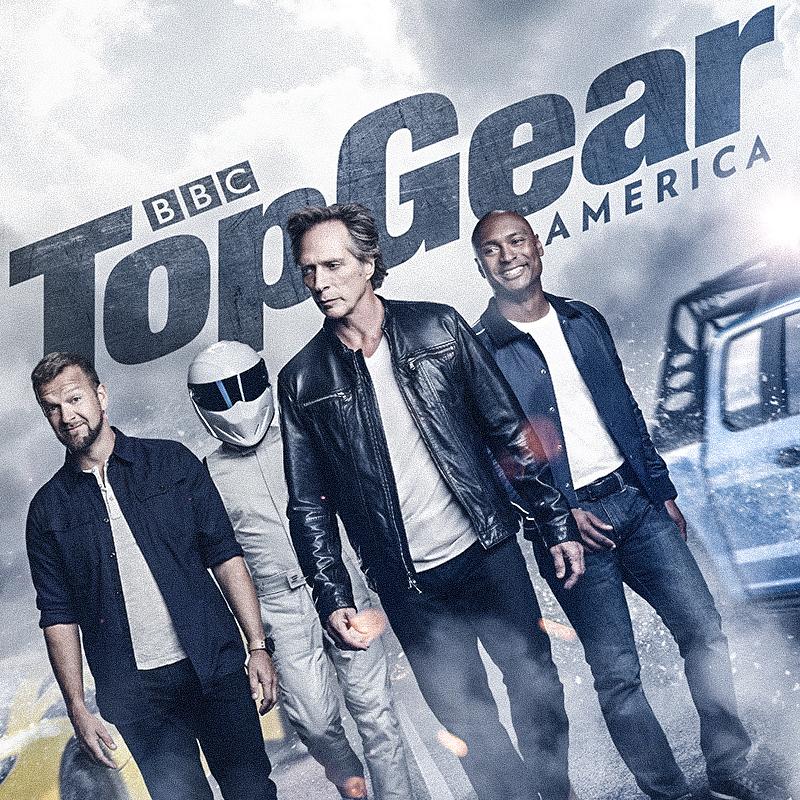 Top Gear America, Season 1