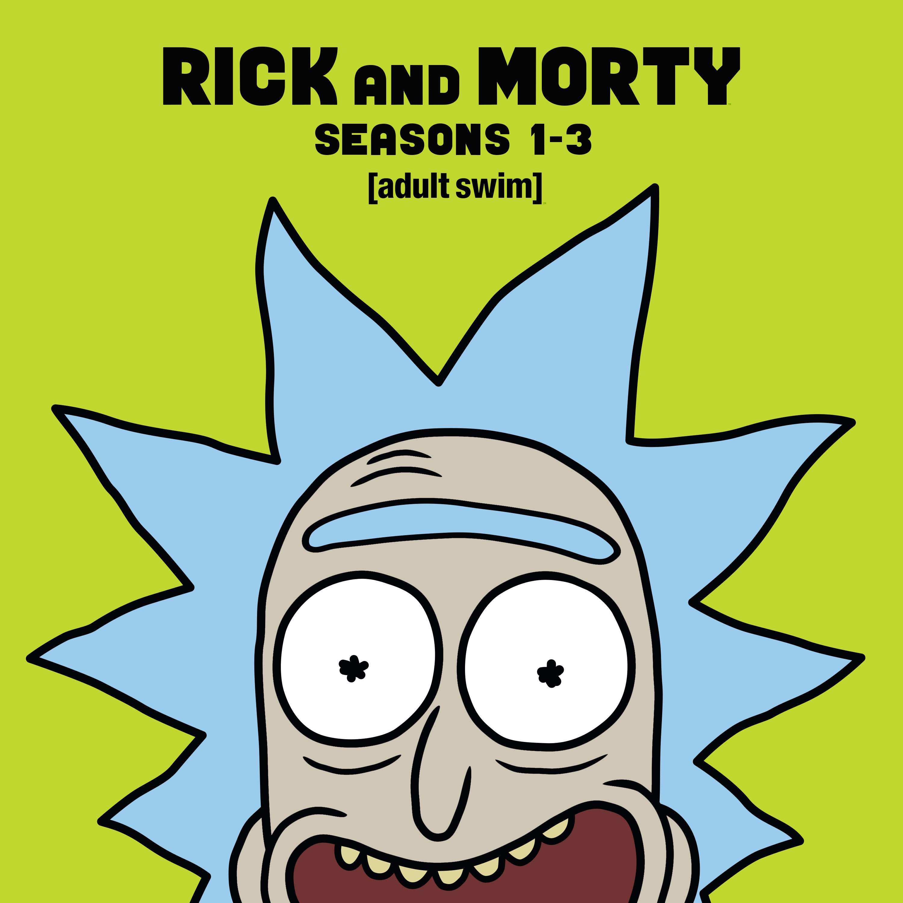 Rick and Morty [Box Set], Season 1